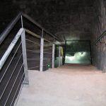 Bajada a mazmorra de castillo de Mora de Rubielos