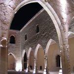 Iluminación del Patio y pasillos del castillo de Mora de Rubielos