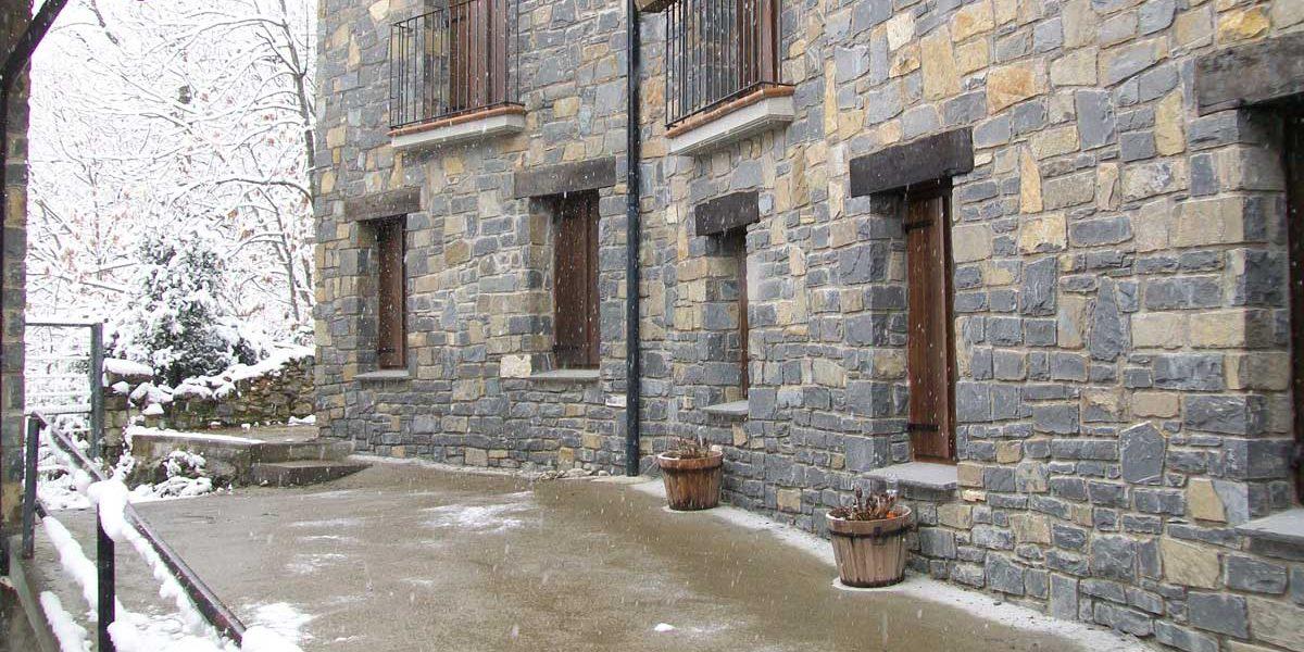Apartamentos en Hoz de Jaca (Huesca)